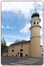 храме св. Антония Падуанского